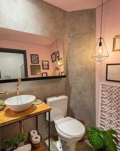 Espelho para banheiro: Espelhe-se nessas 50 fotos e dicas! Dream Apartment, Home And Deco, Big Houses, Dream Decor, Stores, Interiores Design, Bathroom Inspiration, Bathroom Interior, Interior Decorating