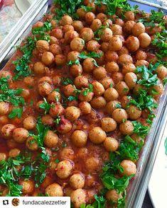 Fellah köfte Chana Masala, Yummy Food, Delicious Recipes, Pasta, Ethnic Recipes, Instagram, Foods, Bulgur, Essen