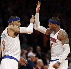 knicks and celtics game 2 images 2013 | NBA PLAYOFFS: Carmelo Anthony leads Knicks over Celtics in Game 1- The ...