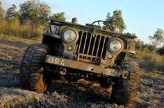 Cj Jeep, Jeep Truck, Jeep Wrangler, Vintage Jeep, Vintage Cars, Hydraulic Steering, Military Jeep, Willys Mb, Tonka Toys
