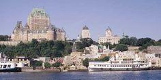 3 luglio 1608 Samuel de Champlain fonda la città di Québec