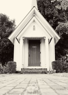 Town Chapel - Cullman, Alabama - Stacie Carter.