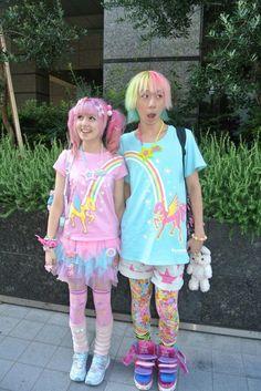 Girl on the left is living the dream