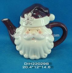 Christmas China, Christmas Dishes, Christmas Tea, Teapots And Cups, Teacups, Teapots Unique, Apple Decorations, Tea Cookies, Tea For One