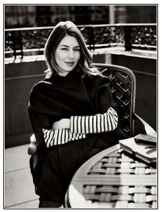 Sophia Coppola-director, producer, writer.