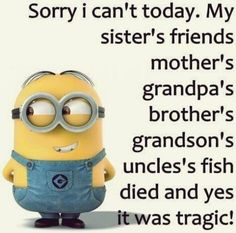 Minions memes minons quotes, minion jokes, decir no, minions images, minion Funny Minion Pictures, Minions Funny Images, Funny Minion Memes, Minions Quotes, Minion Humor, Memes Humor, Funny Photos, Humour Quotes, Hilarious Pictures