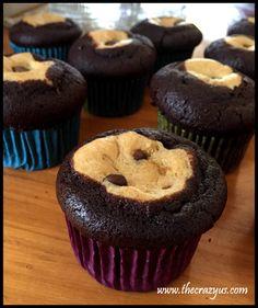 Chocolate Chip Cookie Dough Cupcake Recipe