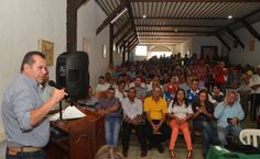 Gobernación inicia  capacitación a líderes comunales