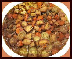 Grassfed Pot Roast...A Gluten Free Recipe