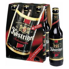 Köstritzer Schwarzbier stammt aus Bad Köstritz bei Gera in Thüringen. Das Unternehmen ist heute Marktführer der Schwarzbierbrauerei. In der DDR war Köstritzer eines der wenigen Exportunternehmen.