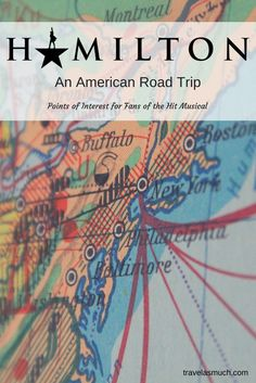 To learn more about Alexander Hamilton's contributions to the US, take this road trip through his life.