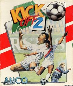 Kick Off 2, PC. Remembering all the hours playing with my mate. I was Bebeto and he was Romario :-) All Video Games, Retro Video Games, Video Game Art, Retro Games, Retro Toys, Cover Art, Game Tester Jobs, Video Vintage, Mac Games