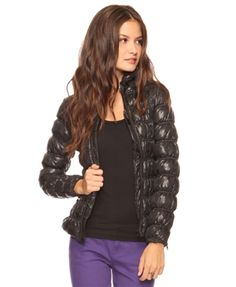 Belted Puffer Jacket - StyleSays