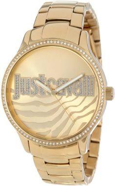 Just Cavalli R7253127508 - Orologio da polso donna, acciaio inox, colore: oro in OFFERTA su www.kellieshop.com Scarpe, borse, accessori, intimo, gioielli e molto altro.. scopri migliaia di articoli firmati con prezzi da 15,00 a 299,00 euro! #kellieshop Seguici su Facebook > https://www.facebook.com/pages/Kellie-Shop/332713936876989
