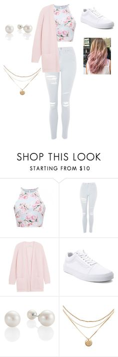 """date?"" by thnksfrthmmrs007 ❤ liked on Polyvore featuring Topshop, By Malene Birger and Vans"