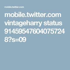 mobile.twitter.com vintageharry status 914595476040757248?s=09