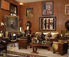 Yves Saint Laurent Art Deco Collection  at Christie's Paris