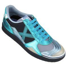 Acabei de visitar o produto Chuteira Munich Gresca Futsal Netshoes c78d7c81ac84c