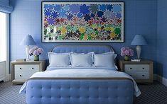 cores na decoração de ambientes - Pesquisa Google