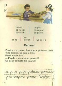 abecedar - pages