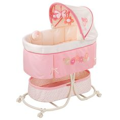 Summer Infant Soothe and Sleep Bassinet