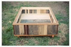 The 91204 Blog - Awesome Recycled Wood Planter Box - We would love your comments on the 91204 blog! Thanks!!