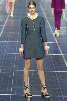 Chanel Spring 2013 Ready-to-Wear Collection Slideshow on Style.com