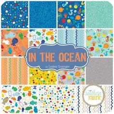 Riley Blake - In the Ocean