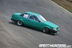 CAR FEATURE>> GOTO-SAN'S AE86 LEVIN — Speedhunters