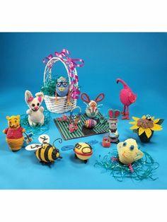 Wikki Stix Easter Egg Decorating Kit
