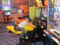 - Video arcade where kids loved to spend time Norwegian Sky Cruise, Arcade Games, Kids, Young Children, Boys, Children, Boy Babies, Child, Kids Part