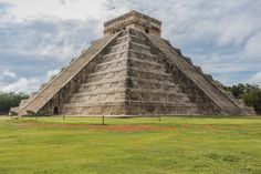 Chichen Itza // Mexico  19 Tage Backpacking Mexiko Reise mit Belize und Guatemala