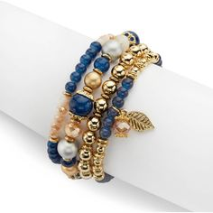 Naval Pursuits Bracelet Set