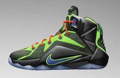 9333134401ca Nike LeBron 12 GS