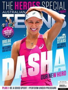 #ClippedOnIssuu from Australian Tennis Magazine - February/March 2016