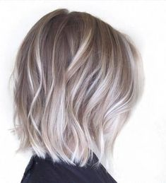 50 Ash Blonde Hair Color Ideas 2019 Ash blonde is a shade of blonde that's slightly gray tinted with cool undertones. Today's article is all about these pretty 50 Ash Blonde Hair Color Ideas 2019 and these are also fresh shades… Continue Reading → Cream Blonde Hair, Dyed Blonde Hair, Hair Dye, Ash Blonde Bob, Blonde Highlights Short Hair, Light Ash Blonde, Blonde Hair For Short Hair, Short Blonde Balayage Hair, Warm To Cool Blonde