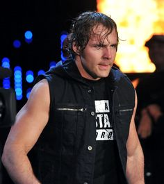 Wyatt's WWE TLC opponent comes to the ring.