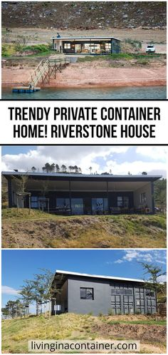 A great shipping container transformation. Modern looking and economical.    #shippingcontainerhomes  #containerhomes  #storagecontainerhomes  #containerhouse  #shippingcontainerhouse  #shippingcontainercabin  #containerhousedesign  #containerhouseplans  #containerhousedesigninterior  #containerhomefloorplans Sea Containers, Sea Container Homes, Storage Container Homes, Container House Plans, Container House Design, Shipping Container Home Builders, Shipping Container Cabin, Shipping Containers, Bachelor Pad Decor