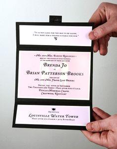 Useful Wedding Invitation Ideas | 21st - Bridal World - Wedding Ideas and Trends