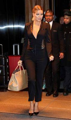 Chique e facílimo de fazer! Copie o cabelo de Khloé Kardashian - Jornal O Globo