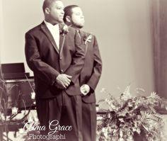 www.facebook.com/almagracephotographi  A groom & his best man.