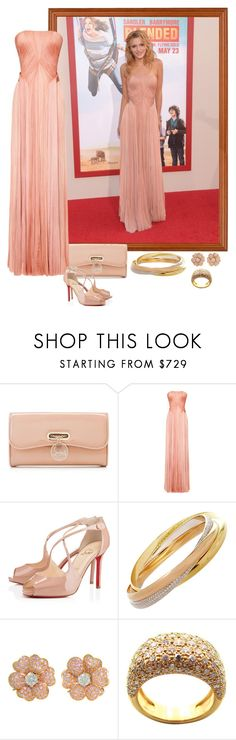 """""""Bella Thorne – 'Blended' LA Premiere."""" by foreverforbiddenromancefashion ❤ liked on Polyvore featuring Christian Louboutin and Zac Posen"""