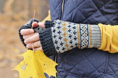 Ravelry: Pasture & Woods 2 pattern by Alicia Plummer