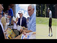 Obama bashing Bush on Katrina VS now - side by side.