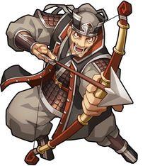 【呂布軍の名射手】曹性 -三国志パズル大戦 攻略Wiki【さんぱず攻略】 - Gamerch