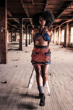 "blackandkillingit: ""BGKI - the #1 website to view fashionable & stylish black girls shopBGKI today "" African Girl, African Beauty, African Women, African Dress, African Style, African Shop, African Attire, African Inspired Fashion, Africa Fashion"