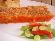 Nem vagyok mesterszakács: Házi csülöksajt Meatloaf, Lasagna, Pork, Ethnic Recipes, Lasagne, Pork Roulade, Pigs