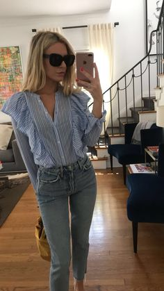 Morgan Stewart in the Farren Top