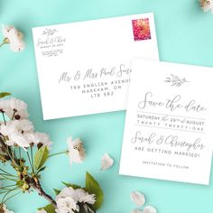 """Write It Out Loud on Instagram: """"It all starts with the SAVE THE DATE. Your guests put it on their fridge or up on a board and look at it for months counting down until…"""" Out Loud, Save The Date, Counting, Getting Married, Wedding Invitations, Dating, Place Card Holders, Board, Instagram"""