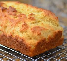 Checkout this recipe for Yeast-Free Biscuit Bread I found on BobsRedMill.com I really like this one.